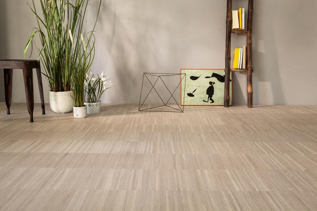 Vloerverwarming en parket sfeermakers met vloeren for Ikea parquet prefinito